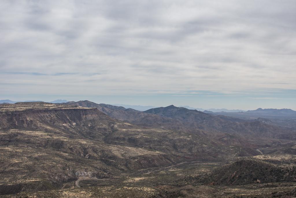 Seven Springs Overlook from Big Tank