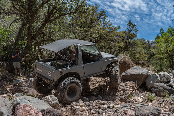 Smiley Rock Trail