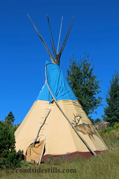 One with Nature ~ Tee - Pee