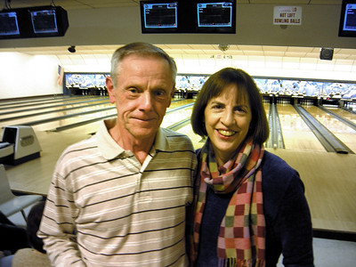 Bowling with Joni 11/22/08
