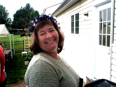 Linda, opened her heart and her home to OTCG'ers on the 4th of July.  Thank you, Linda, from all of us!