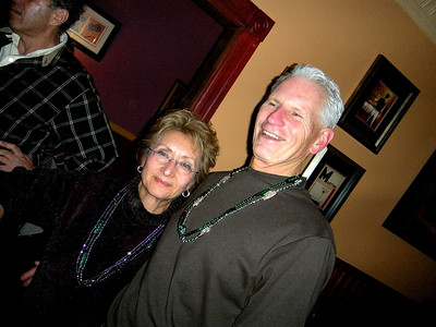 Jean and Arno came all the way from Easton to collect beads.  What do they know you don't know?