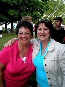 Marcy and Loretta