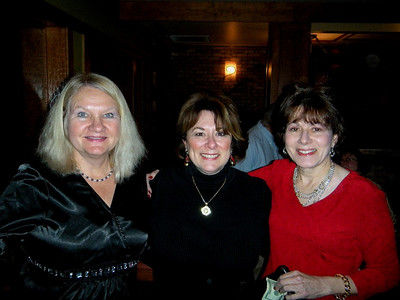 Pattie, Loretta, and Helen