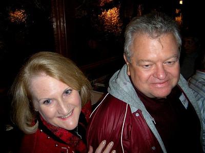 Joann and Dennis