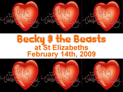 Valentine's Day with Becky and the Beasts