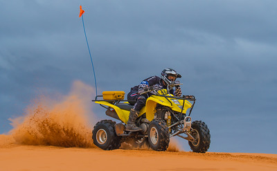 Off-highway vehicle (OHV) - ATV