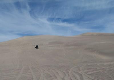 Armagosa Dunes
