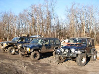 Rausch Creek Off-road Park - 11-29-09