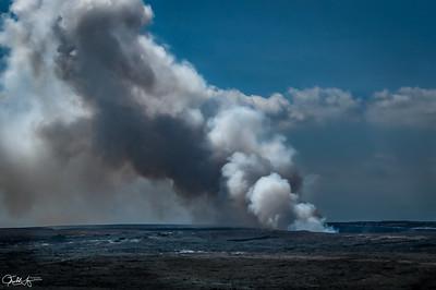 Kilauea Eruption, Hawaii