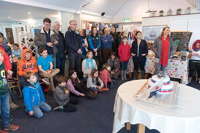 Environmental launch, 7 March 2020
