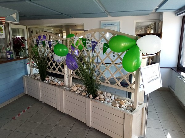 Macmillan Cancer coffee and cake fundraiser, 18 September 2020.