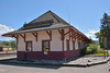 St Maries River Railroad depot<br /> <br /> St Maries. ID.