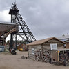 The Orphan Girl Mine, centrepiece of the Museum of Mining, Butte<br /> <br /> 16 May 2014