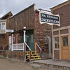 Hell Roarin' Gulch, a reproduction of an 1890's mining camp <br /> <br /> Museum of Mining, Butte<br /> <br /> 16 May 2014