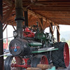 Saw Mill powered by 80hp Case steam traction engine made in 1916 <br /> <br /> Fort Missoula Historical Centre<br /> <br /> 17  May 2014