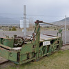 A 1908 built electric narrow gauge mining loco<br /> <br /> Museum of Mining, Butte<br /> <br /> 16 May 2014