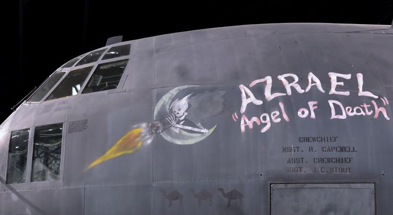 Azrael ' Angel of Death'