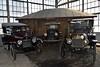 A vintage assortment of vehicles <br /> <br /> NC Transportation Museum<br /> Spencer NC