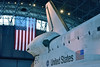 NASA Shuttle ' Discovery'<br /> Smithsonian Udvar- Hazy Center, Washington