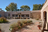 Kit Carson house and museum.<br /> Taos, New Mexico