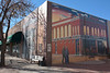 The town of Delta on Colorado Highway 50 hosts a number of interesting murals on some of its old buildings <br /> Depending on your viewpoint, either a department or hardware store.