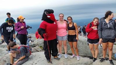 Big Read Monadnock Climb 9-10-16
