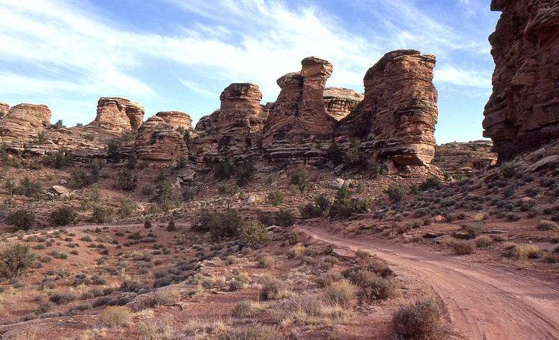 Back Into Canyonlands