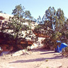 Camping in Canyonlands