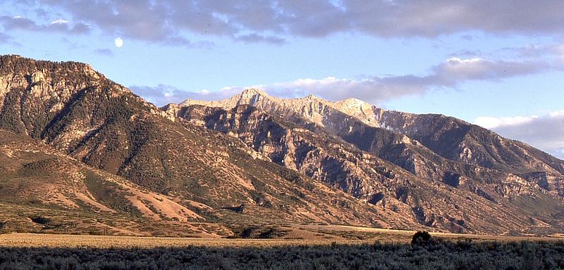 Departing the Salt Lake Valley
