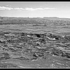 Looking toward Canyonlands National Park. Six Shooter Peak is near the left side of the photo.