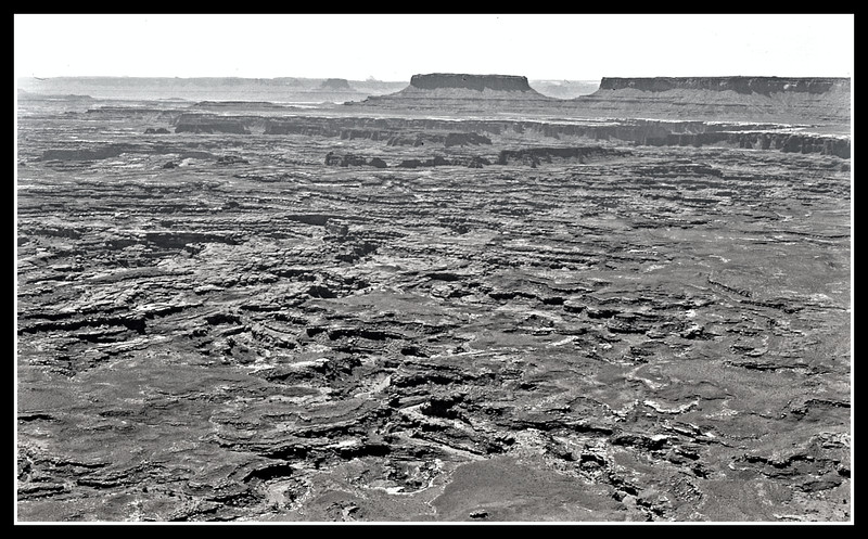 Seemingly desolate, this area actually is quite beautiful and provides the visitor a lot of varied experiences.