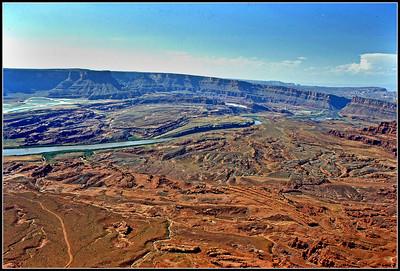Anticline Overlook, Utah
