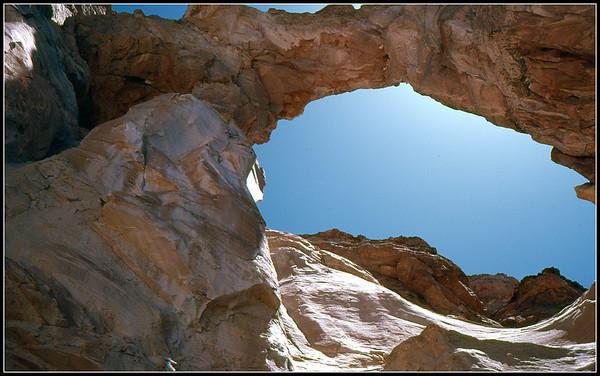 Kodachrome Basin State Park, Grosvenor Arch, Utah