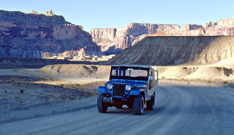 Trusty Jeep