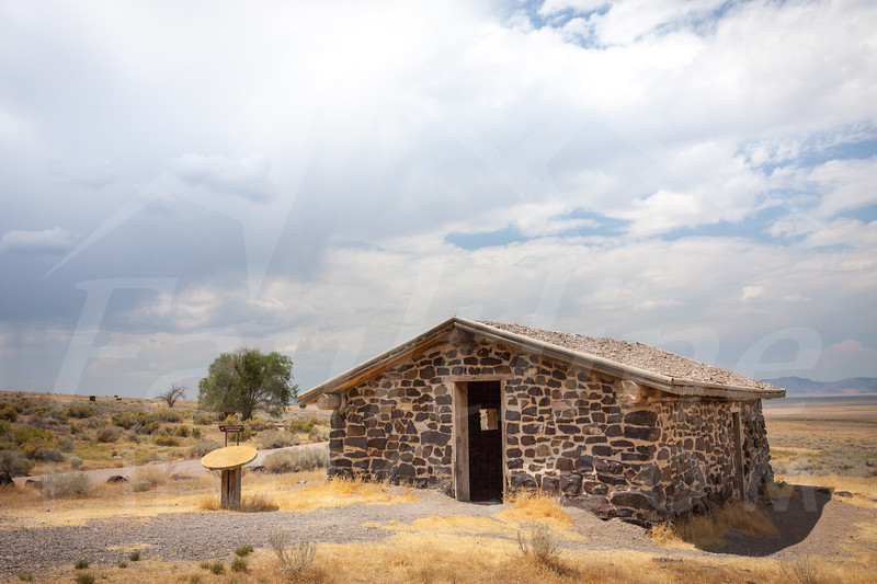 Simpson Springs Pony Express Historic Station