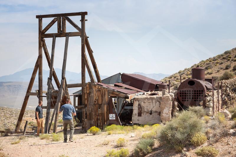 Historic Orizaba Gold & Silver Mine