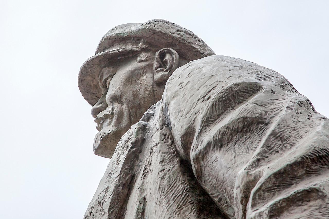 Vladimir Lenin Bronze