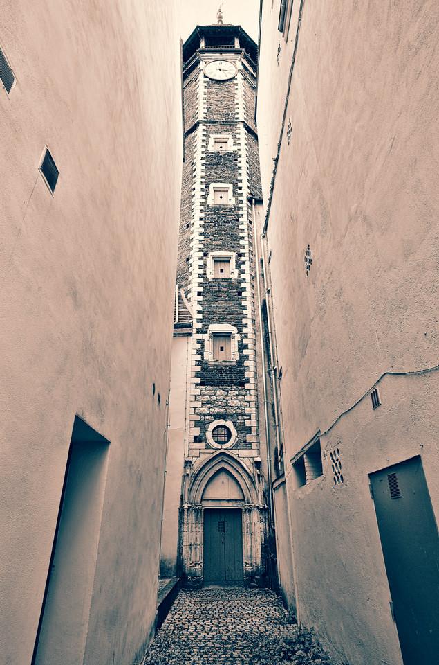Back Door Alley
