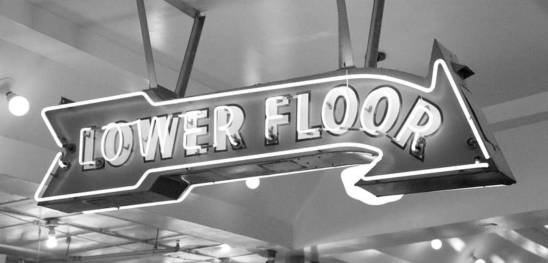 Lower Floor Neon