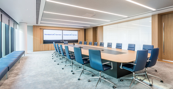 Aberdeen Standard Investments, 6 St Andrew Square, Edinburgh