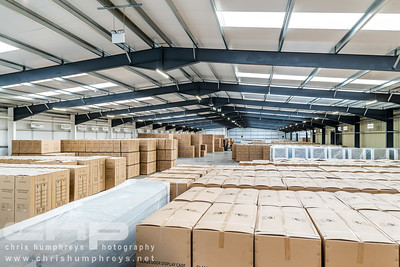 Capital Cooling warehouse edinburgh