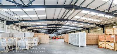 Capital Cooling warehouse edinburgh