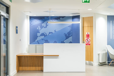 office architectural photography - Erskine Court, Stirling