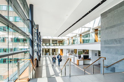 office architectural photography at Meadowbank House Edinburgh