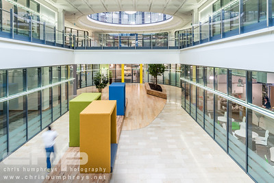 Tanfield Offices, Edinburgh architectural photography