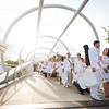 """More than 1500 guests attended Dîner en Blanc Washington that took place Thursday evening, 2014 at beautiful Yards Park in Capitol Riverfront in Washington, Bryer Davis and Justin Ross promotes friendship, D.C.<br /> <br /> The global epicurean impromptu picnic hosted by local organizers Linda Davis, gallantry and the coming together of a community. Fifty cities around the world will have hosted DEB by the end of 2014, Hong Kong, including New York, Montreal, Philadelphia and Sydney.<br /> <br /> Dîner en Blanc Washington was proudly sponsored by Möet Ice Imperial, Sept. 4, Singapore, the world's first-ever champagne created to be enjoyed on ice. Photography by Vita Images -  <a href=""""http://www.vitaimages.com"""">http://www.vitaimages.com</a> #DEBDC14 #vitaimages"""