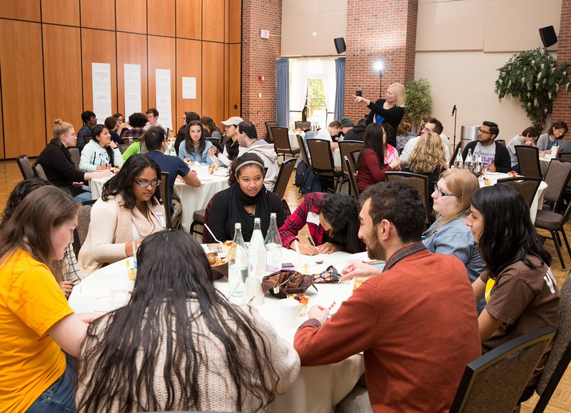 Student Dialogue on 10/21/15