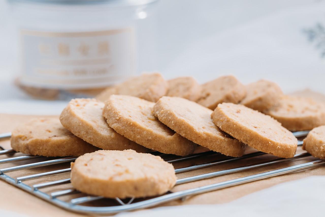 《美食甜點飲品攝影》香橙手工餅乾 / 攝影師工作室