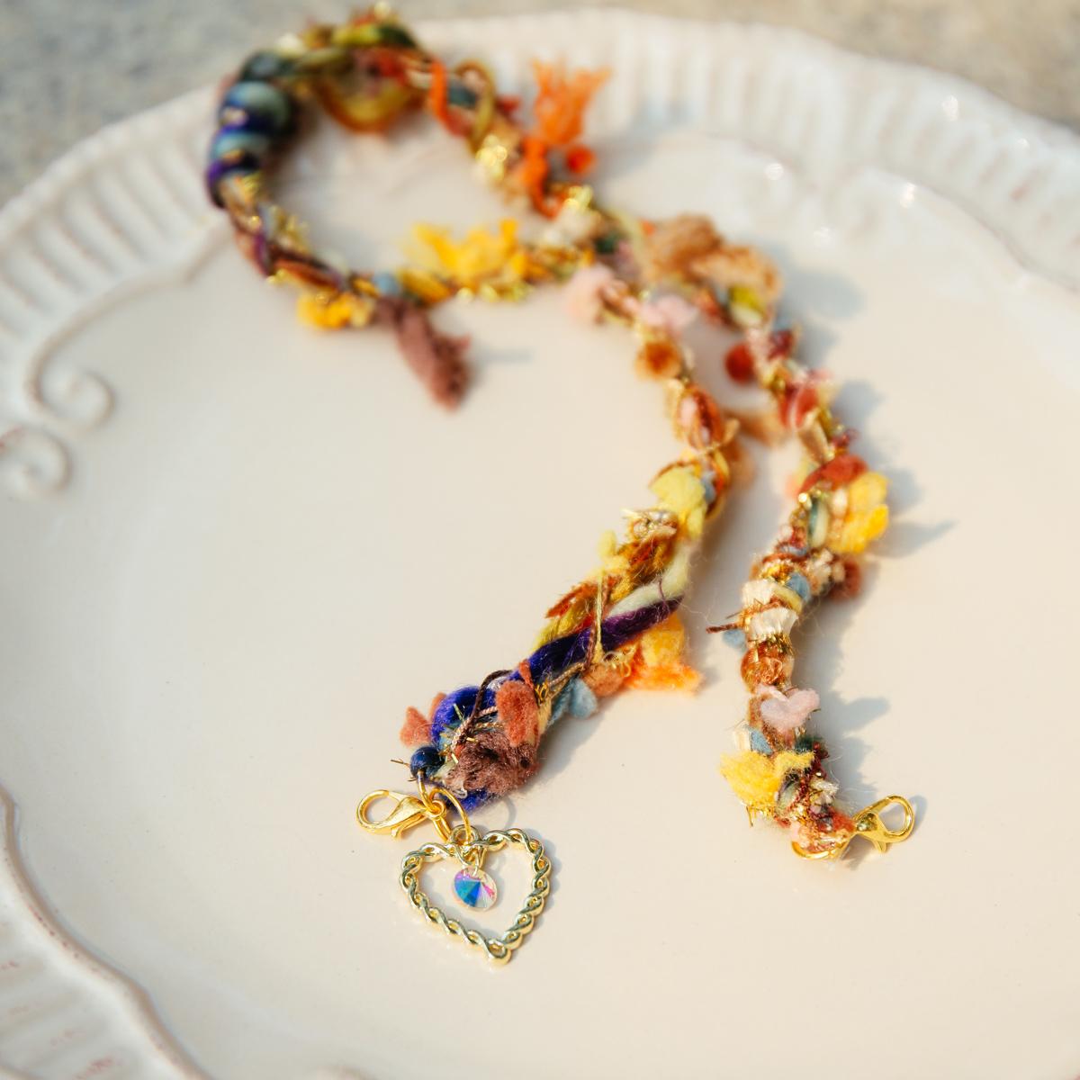 《商業攝影》三花貓手作花飾口罩掛繩拍攝 / 台中商品手工編織口罩掛飾眼鏡掛繩口罩鍊